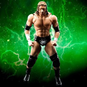 [입고완료]반다이 S.H.Figuarts WORLD WRESTLING ENTERTAINMENT(WWE) Triple H(트리플H)