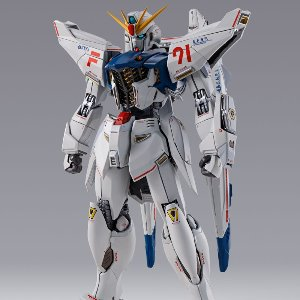 [입고완료]반다이 METAL BUILD 건담F91 CHRONICLE WHITE Ver.